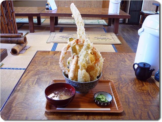 大漁 ジャンボ天丼