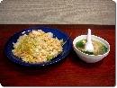 カニレタス炒飯