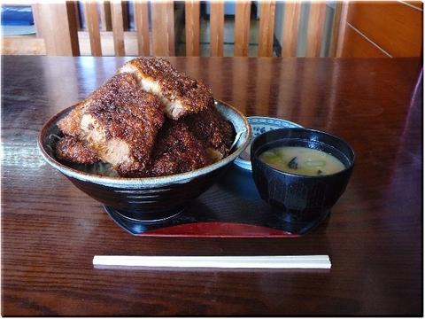 ソースカツ丼・大