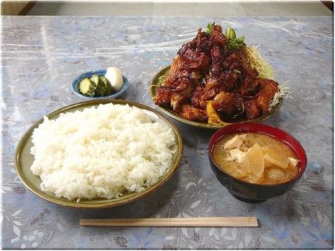 ローススタミナ定食