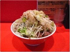 小豚(野菜多めカラメ)