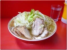大豚(野菜マシカラメ)