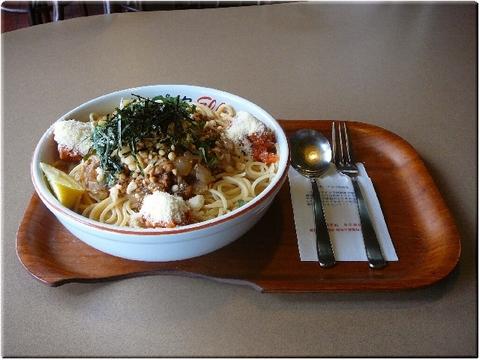 スパゲティ(大盛り)