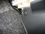 ワゴンR 運転席のキックカバー1