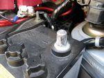 ワゴンR バッテリー マイナス2