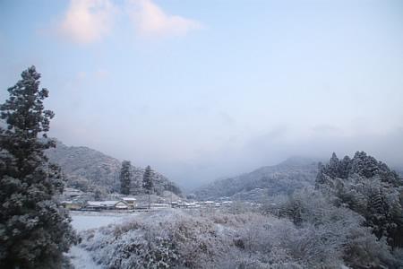 20070202雪景色だった