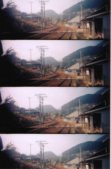線路の行方SuperSampler