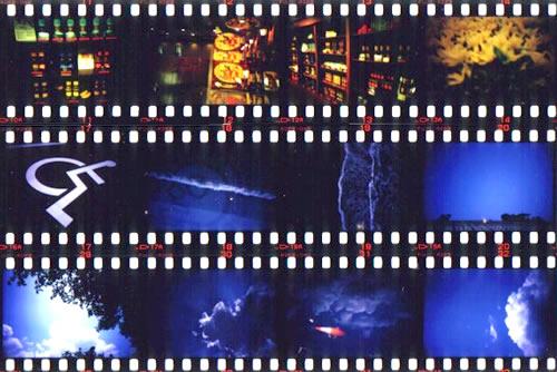 ポジフィルムへの挑戦