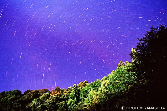 星巡光線:割と円形