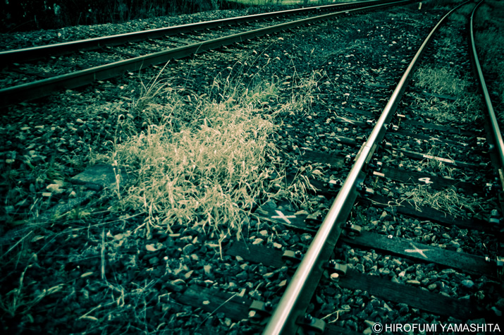 線路の曲線