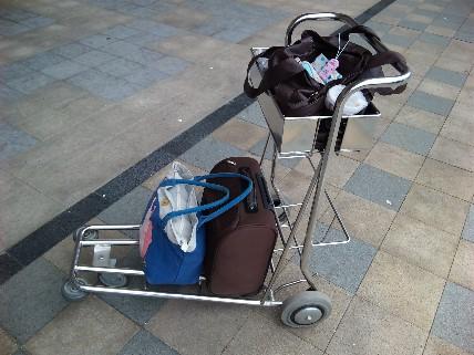 IN 松山機場