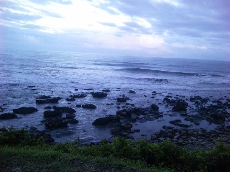 太平洋喔~~