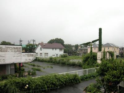 台風4号前
