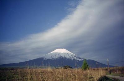 富士山@北富士演習場
