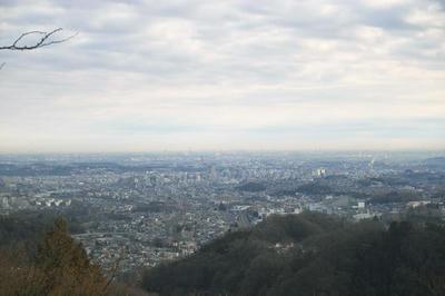 金毘羅台からの風景