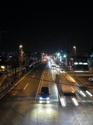 ドコモN-06B夜景撮影標準モードAWB