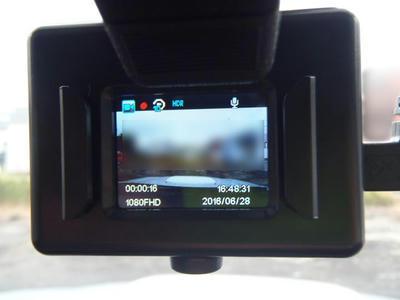 DBPOWER SJ4000のカーモードは給電されると録画開始