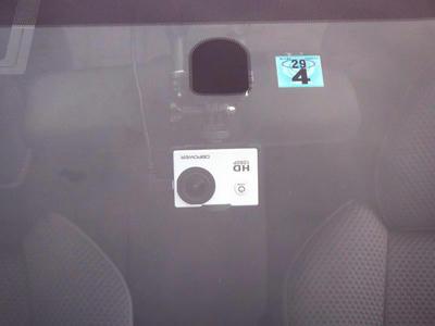 DBPOWER SJ4000設置、外から見たところ