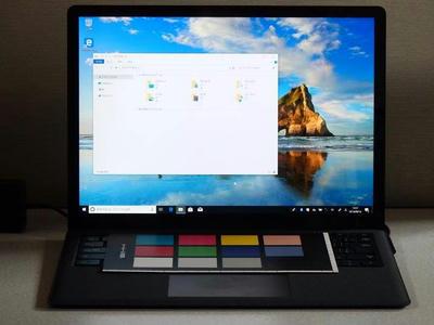 surface laptop2の液晶パネル