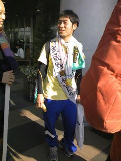 ウキ田グッガイ~中学の時のジャージ~