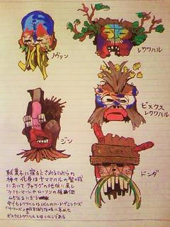 駄菓子の神々