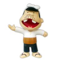 「赤塚不二夫」天才バカボン 巨大フィギュア バカボンのパパ