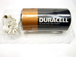 電池型 電話