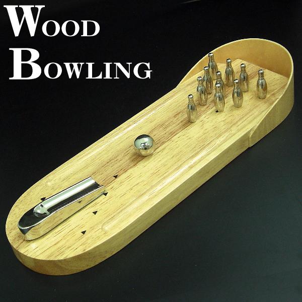Wood Bowling