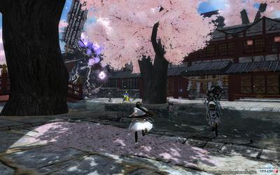 桜の下で(ギンガナムVer)