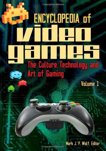 Encyclopedia of Video Games
