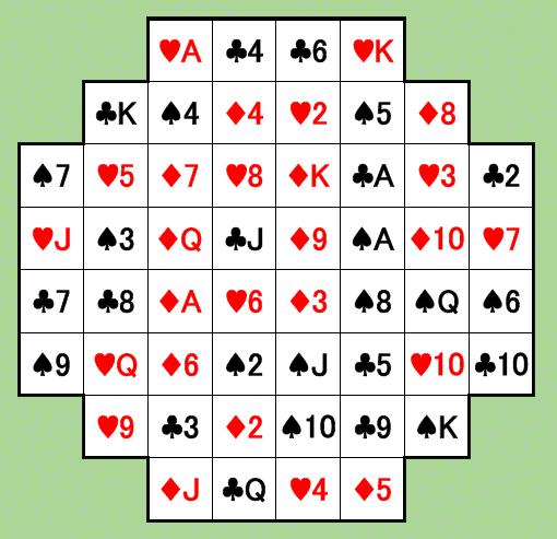 ポーカー盤