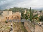 アルハンブラ宮殿 アルカサバ(Alcazaba )2