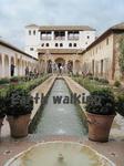 アルハンブラ宮殿 ヘネラリフェ(El Generalife)2