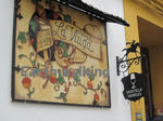 コルドバ歴史地区で見かけた看板3
