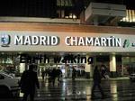 チャマルティン(Chamartin)駅