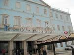 Santa Apolonia駅