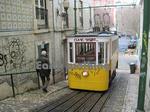 リスボンのケーブルカー2