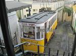 リスボンのケーブルカー3