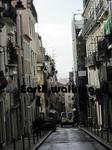 リスボンの路地1