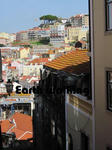 高台から望むリスボンの街並み1