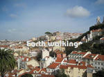 高台から望むリスボンの街並み2