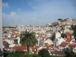 高台から望むリスボンの街並み3