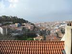 高台から望むリスボンの街並み4