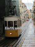 リスボン(Lisbon)のケーブルカー