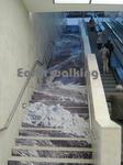 ロシオ(Rossio)駅の階段