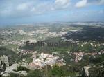 ムーアの城跡(Castelo dos Moros)からの絶景