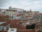 リスボンの旧市街地