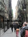 バルセロナ(Barcelona)の路地