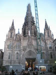 サンタ・クレウ・イ・サンタ・エウラリア大聖堂 (La Catedral de la Santa Creu i Santa Eulàlia)