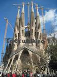サグラダ・ファミリア(Temple Expiatori de la Sagrada Família)